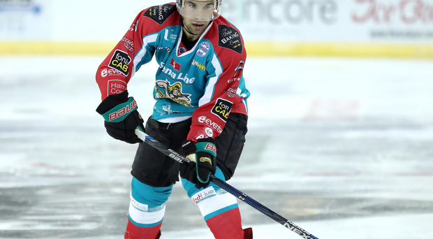 Return: Steve Saviano will feature for the Giants tonight