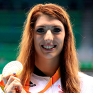 Northern Ireland swimmer Bethany Firth