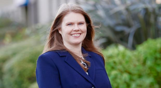 NI Water chief executive Sara Venning