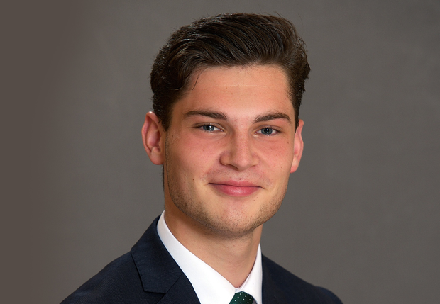 Teenager Timmy Kennedy has joined law firm Mayer Brown