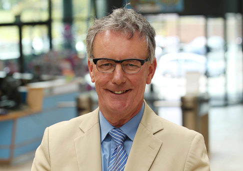Hitting out: Mike Nesbitt
