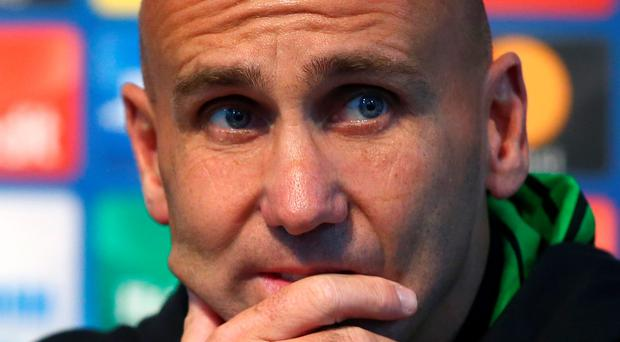 Big task: Andre Schubert says City are one of the world's best teams