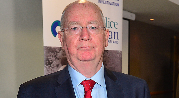 Police Ombudsman Michael Maguire