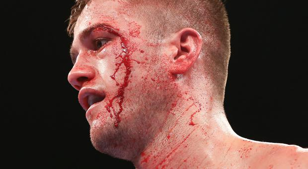 Blow: Marc McCullough has made changes after defeat in February