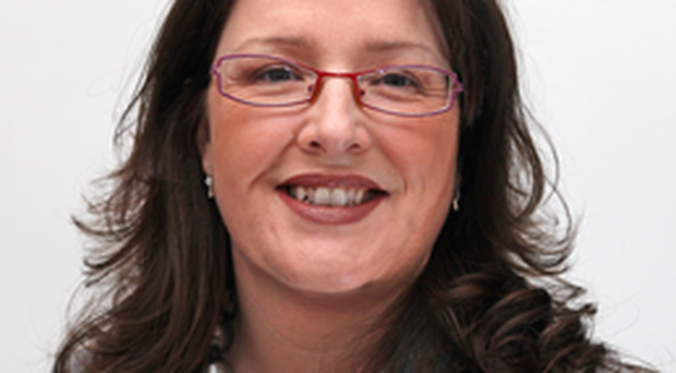 Alliance Party MLA Kellie Armstrong