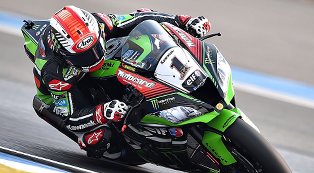 Looking ahead: Jonathan Rea knows a good weekend in Germany can set him up to retain his title at Jerez