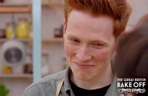 Northern Ireland engineer Andrew Smyth narrowly missed out on the Star Baker