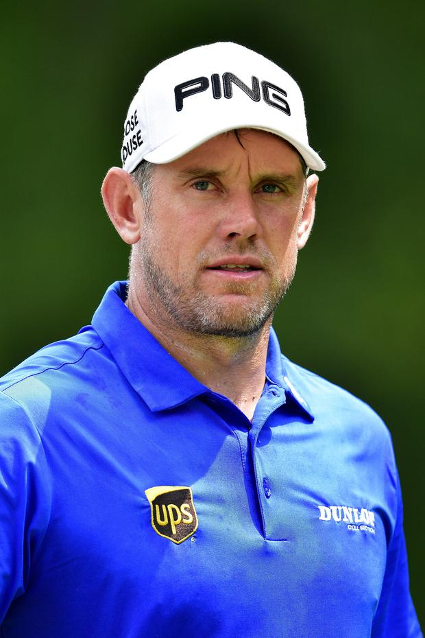 Plan: Lee Westwood expects to be paired with a younger star