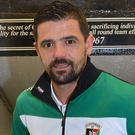 Boss man: Nacho Novo is keen to take over the hot-seat at Glentoran
