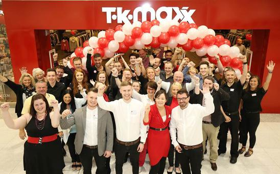 The new store is the first in Northern Ireland in 11 years.