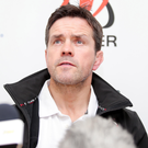 High regard: Allen Clarke has the utmost respect for the Scarlets
