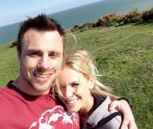 Tommy Bowe's wife Lucy keeps his feet on the ground