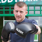 In a hurry: Paddy Barnes has his eye on the European crown before World title bid