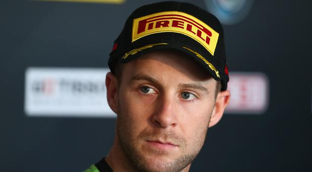 Work to do: Jonathan Rea was outside of the top 10 in FP2