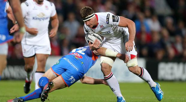 Ulster's Robbie Diack