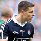 Number one: Dubs' Stephen Cluxton has 91% kickout accuracy