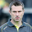 Donegal manager Rory Gallagher is expected to learn tonight if he will be given an extended term in charge