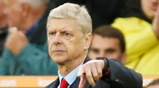To the point: Arsene Wenger knows his side can improve