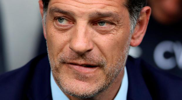 West Ham United manager Slaven Bilic is turning his attentions to his side's defence