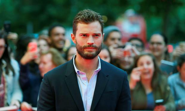 Jamie Dornan attends the screening of The Siege of Jadotville at the Savoy Cinema in Dublin. PA