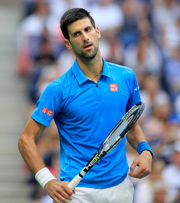 Rejuvenated: Novak Djokovic wants to finish the season in style