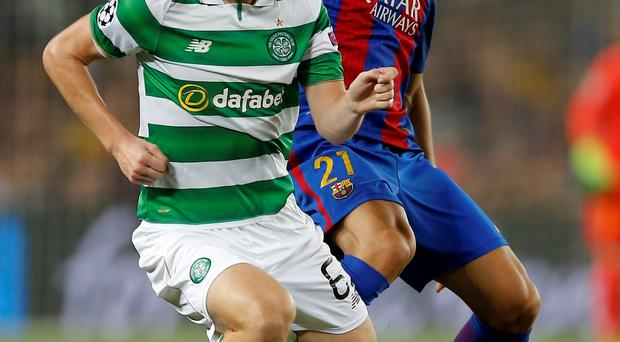 Kieran Tierney lost two semi-finals with Celtic last season