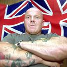 Writer Sean Hartnett's work involved tracking the terror gangs trying to shoot Johnny Adair and who did kill David Caldwell