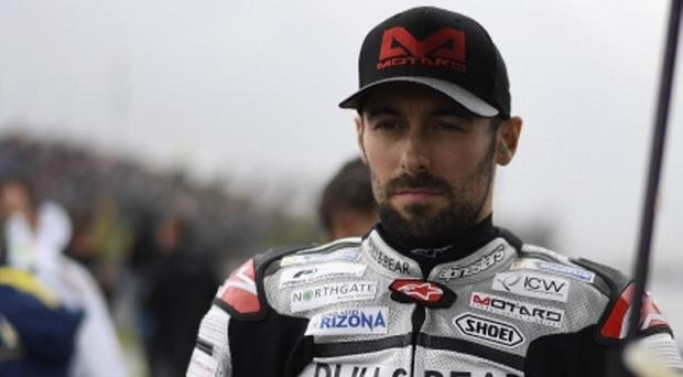 Eugene Laverty looks ahead to this weekends MotoGP round in Aragon, Spain.