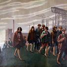 Iconic piece: William Conor's painting entitled Ulster Past and Present