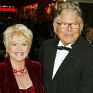 Gloria with husband Stephen