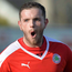 Short stay: Darren Murray has left Cliftonville after just eight months