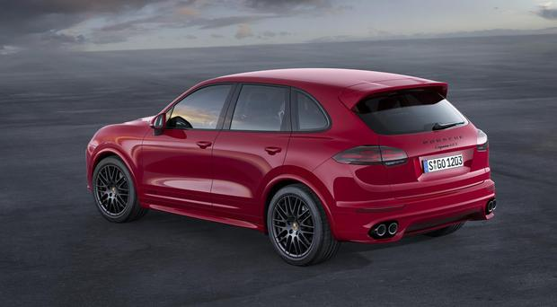 There eight versions of the Cayenne to choose from, including a very fuel efficient 83.1-mpg S E-Hybrid