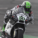 Revved up: Ulsterman Eugene Laverty is confident of a big result in Spain this weekend