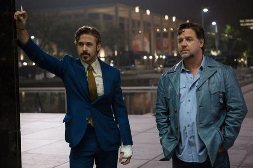 Jackson Healy (Russell Crowe) and Holland March (Ryan Gosling)