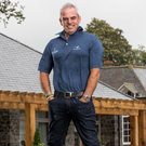 Top of the world: Paul McGinley has enjoyed a number of successes at the Ryder Cup, including in 2010 with Padraig Harrington, Graeme McDowell, Rory McIlroy and vice captain Darren Clarke