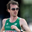 Cool running: Paul Pollock was in control from the start