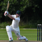 Run fest: William Porterfield saw his Ireland team concede over 300 runs to a Test side for a third time