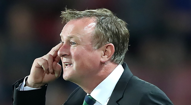 Mind games: Michael O'Neill is one of the guests at the Dungannon event