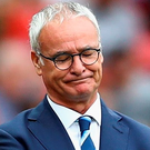"Leicester City manager Claudio Ranieri says his side are failing to ""show their best"