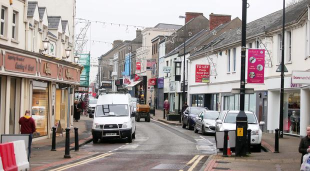 Ballymena has established a Town Centre Enterprise Hub which should be replicated across Northern Ireland
