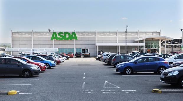 Asda has become the second biggest supermarket chain in Northern Ireland