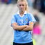 Dejected: Dublin ace Carla Rowe