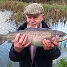 Paddy O'Flaherty was a keen angler