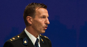 Wilbert Paulissen, head of the Central Crime Investigation department of the Dutch National Police