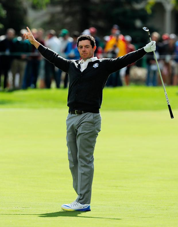 Fowler grabs his first win as McIlroy and Sullivan falter