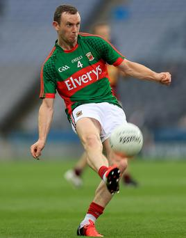 Quite unusual: Keith Higgins admits Mayo's two own goals were bizarre