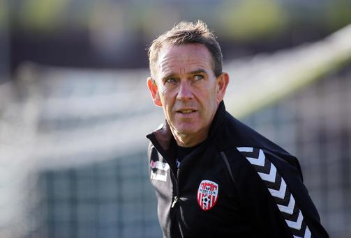 Cup test: Kenny Shiels