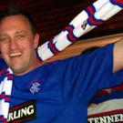 Rangers fan Ryan Baird (39) who was killed when a supporters coach crashed in Scotland on Saturday, October 1, 2016.