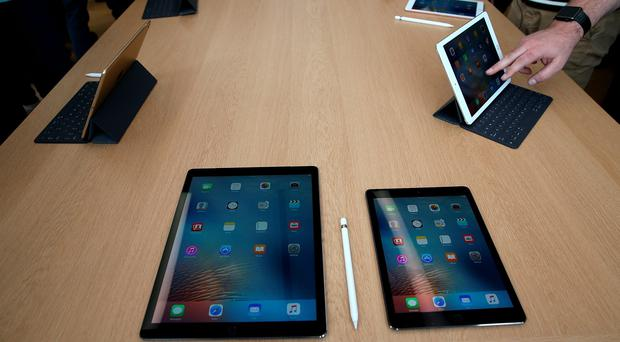 Apple and many other technology companies use products manufactured in Israel. Many councils in Northern Ireland provide public representatives tablet computers to cut down on paper usage.