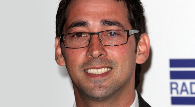 Colin Murray travelled to Canada to watch one baseball game.